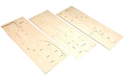 Plywood Parts 4573 - as6428