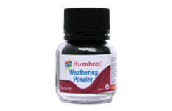 Weathering Powder Black - av0001