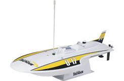 Mini Thunder Rnd Nose Hydro EP RTR - b-aqub16