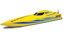 Aquacraft Supervee 27 Brushless RTR - b-aqub17