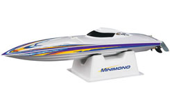 Minimono Brushless 2.4gHz RTR - b-aqub1805