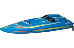 Aquacraft Nitro Hammer RTR (Blue) - b-aqub25a2