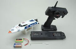 Magic Vee RTR White2.4GHz V3 Versn - b-js-8106-v3