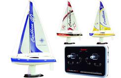 Caribbean 1:46 Sailboat RTR 2.4GHz - b-js-8802-2-4g