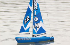 Orion Yacht(Blue) RTR 2.4GHz - b-js-8803b