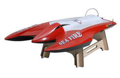 Sea Fire Brushless RTR 2.4Ghz - b-js-9202-2-4g