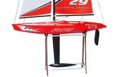 Focus 1-Meter Yacht Red 2.4GHz - b-js-9902