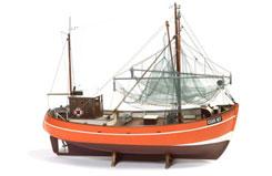 Krabbenkutter Cux87 1/33Rd Scale - b474
