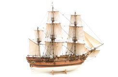 Billings Boats 1/50 HMS Bounty - b492c
