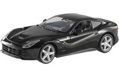1/24 Ferrari F12 Berlinetta Blakc - bck03