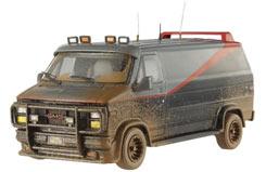1/43 A Team Van - Dirty Version - bct88