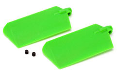 Blade Green Flybar and Paddle Set - blh1628gr