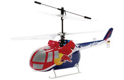 Blade Red Bull MCX Helicopter - blh2800
