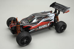 DHK Wolf Brushed EP 4WD RTR Euro - c-dhk8133eu