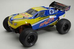 DHK RAZ-R Brushed EP 4WD ARTR - c-dhk8134