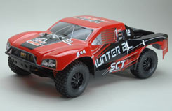 DHK Hunter BL EP 4WD RTR - c-dhk8331