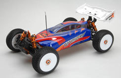 DHK Optimus XL 4WD EP Buggy ARTR - c-dhk8381r
