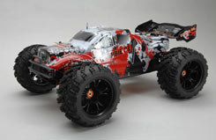DHK Zombie 4WD EP M Truck ARTR - c-dhk8384r