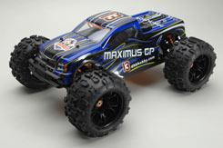 DHK Maximus 4WD GP Truck ARTR - c-dhk9382