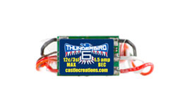 Thunderbird 6 Jst B/Less Esc - ccr5600