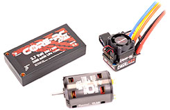 Core RC Power Plant ESC/Motor/LiPo - cr189