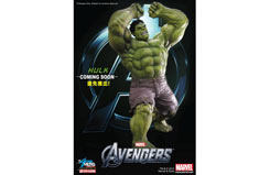 Avengers - Hulk - Pre-Painted Clip - dr38105