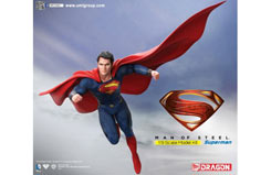 Superman - Man of Steel 1:9 Scale - dr38325