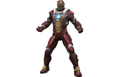 Iron Man 3 - Mark XvII - Heartbreak - dr38327
