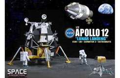 1/72 Apollo 12 Lunar Landing Csm - dr50387