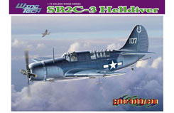 1/72 Curtiss Sb2C-3 Helldiver - dr5059