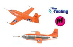 1/144 Bell X-1 Experimental - dr51021