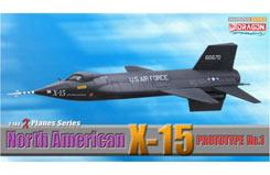 1/144 North American X-15 Prototype - dr51022