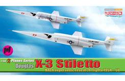 1/144 Douglas X-3 Stiletto 2 Pack - dr51035