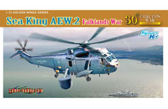 1/72 Sea King Aew.2 Helicopter - dr5104