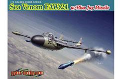 1/72 Sea venom FAW.21 w/blue jay mi - dr5108