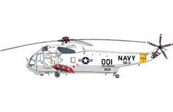 1/72 Seaking Sh-3D - Us Navy - dr5109