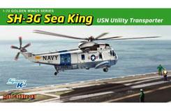 1/72 Seaking Sh-3G Usn Utility - dr5113