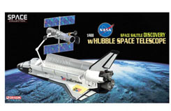 1/400 Nasa Shuttle Discovery - dr56259