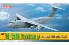 1/400 C-5B Galaxy 436Th Airlift - dr56267