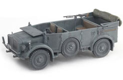 1/72 German Heavy Personnel Vehicle - dr60430