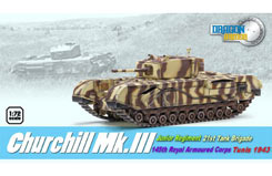 1/72 British Churchill MkIII Tank - dr60431
