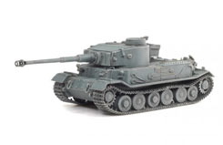 1/72 German Panzerkampfwagen Test - dr60490