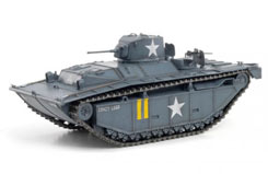 1/72 Us Lvt(A)-1 Amphibious Tank - dr60499