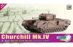 Churchill Mk.Iva Sqd North Irish - dr60503