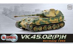 1/7  German Vk.45.02(P)H Germany - dr60531