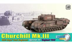 1/72 Churchill MkIII 48.Rtr England - dr60591