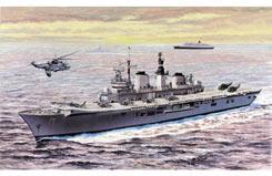 1/700 HMS Invincible - dr7128