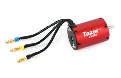 1/10 Tazer 4-Pole BL Motor: 3300KV - dyn4942