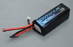 Dynamic 5S 5500mAh 30C Lipo - dyn5s5500