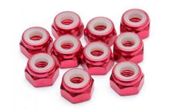 M4 Nylock Red Pk10 - ed130056